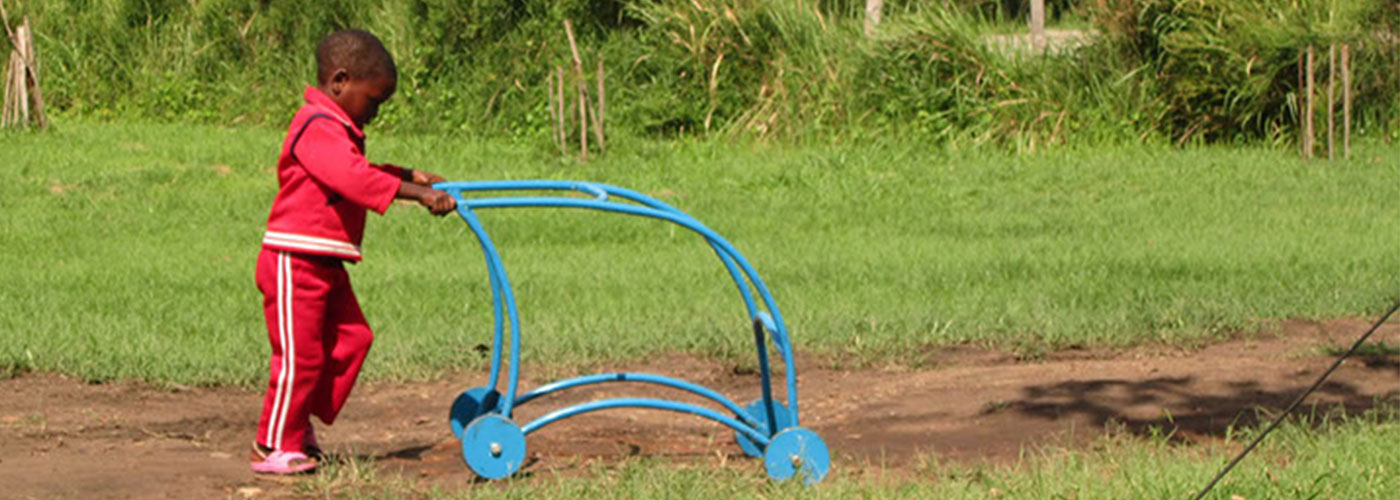 How One Company Is Returning Dignity to the Disabled in Uganda