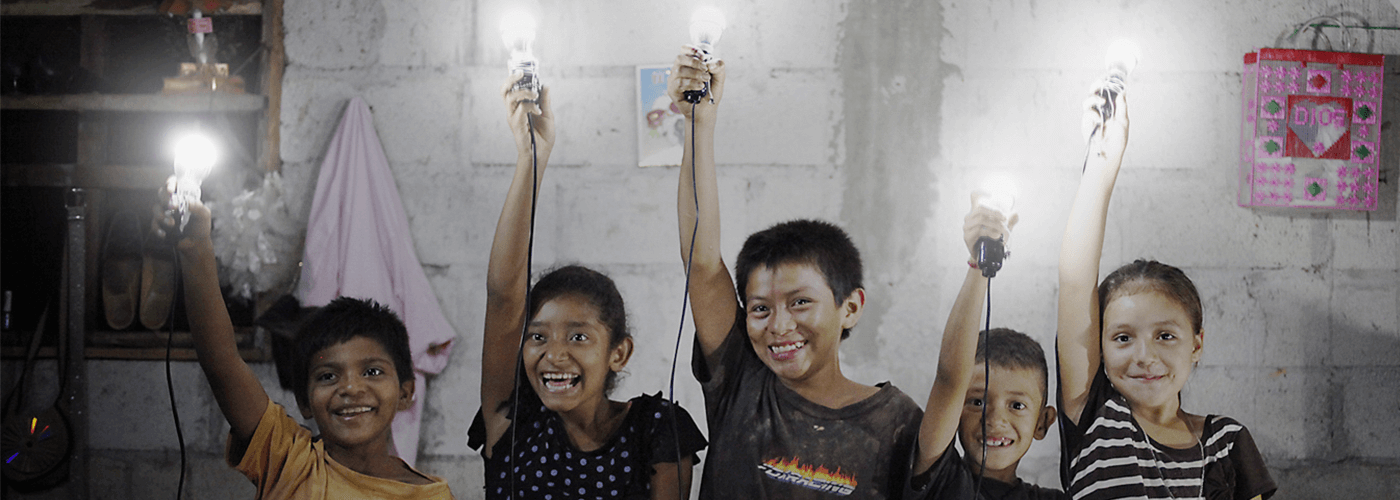 Lighting the Way for Thousands of Off-Grid Households