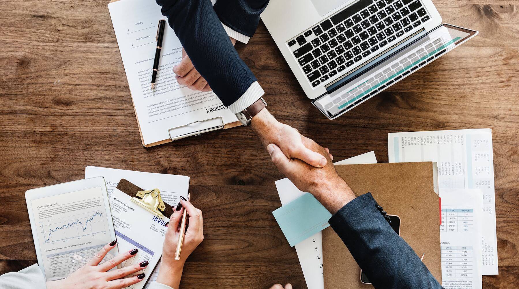Three Things to Look for in a New Sales Hire